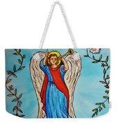 Archangel Gabriel Weekender Tote Bag