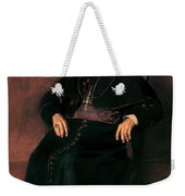 Archbishop William Henry Elder Weekender Tote Bag