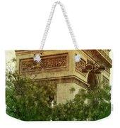 Arche De Triomphe Mood Weekender Tote Bag