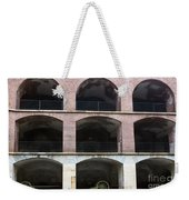 Arched Brick Portals Fort Point San Francisco Weekender Tote Bag