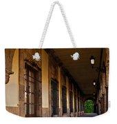 Arched Corridor Weekender Tote Bag