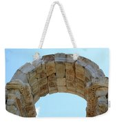 Arched Gate Of The Tetrapylon Weekender Tote Bag