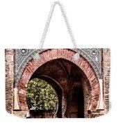 Arched  Gate Weekender Tote Bag