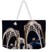 Arches And Angles 1 Weekender Tote Bag