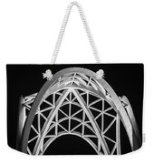 Arches And Angles 2 Weekender Tote Bag