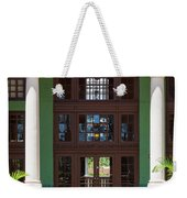 Arches And Doors At The Biltmore Weekender Tote Bag