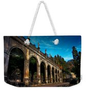 Arches And Statues Weekender Tote Bag
