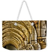 Arches At St Marks - Venice Weekender Tote Bag