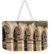 Arches In A Row  Weekender Tote Bag