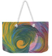 Arches  Swirls Weekender Tote Bag