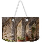 Arches Of San Jose Weekender Tote Bag
