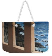 Arches Over The Ocean Weekender Tote Bag