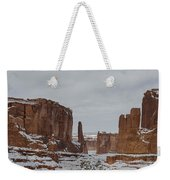 Arches Park Avenue Weekender Tote Bag