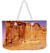 Arches Wall Weekender Tote Bag