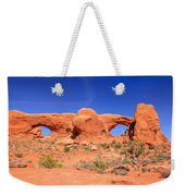 Arches Windows Weekender Tote Bag