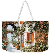 Archi E Orci Weekender Tote Bag