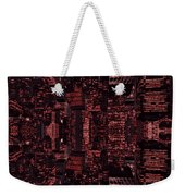 Architect Of The Future Weekender Tote Bag