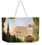 Architects Dream Weekender Tote Bag