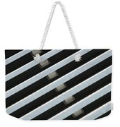 Architectural Detail Weekender Tote Bag
