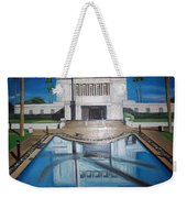 Architectural Landscape Weekender Tote Bag