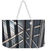 Architectural Lines Weekender Tote Bag