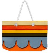 Architectural Molding Weekender Tote Bag