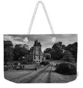 Architectural Treasure Bw Weekender Tote Bag