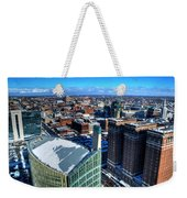Architectural Variances Winter 2013 Weekender Tote Bag