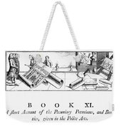 Architecture, 1772 Weekender Tote Bag