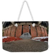 Architecture And Places In The Q.c. Series 2 On Your Side Weekender Tote Bag