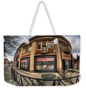Architecture And Places In The Q.c. Series Badabing Weekender Tote Bag