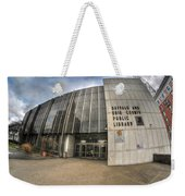 Architecture And Places In The Q.c. Series Becpl Weekender Tote Bag