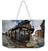 Architecture And Places In The Q.c. Series Laughlin's Weekender Tote Bag