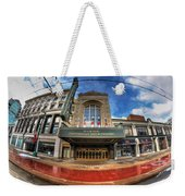 Architecture And Places In The Q.c. Series Shea's Weekender Tote Bag