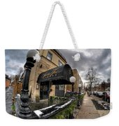 Architecture And Places In The Q.c. Series Snooty Fox Weekender Tote Bag