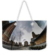 Architecture And Places In The Q.c. Series War Of Architecture  Weekender Tote Bag