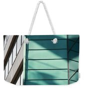 Architecture And Shadows Weekender Tote Bag