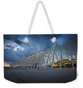 architecture by Calatrava Weekender Tote Bag