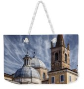 Architecture Del Popolo Weekender Tote Bag