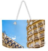 Architecture In Buenos Aires Weekender Tote Bag