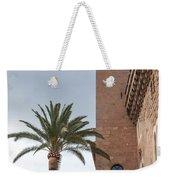 Architecture In Old Palma. Weekender Tote Bag