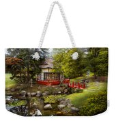 Architecture - Japan - Tranquil Moments  Weekender Tote Bag