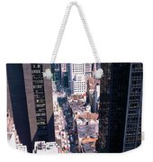 Architecture New York Ny Usa Weekender Tote Bag