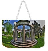 Architecture Of Forest Lawn  Weekender Tote Bag