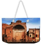 Architecture Of Italy Weekender Tote Bag