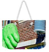 Architecture - Peggy Noland Building Weekender Tote Bag
