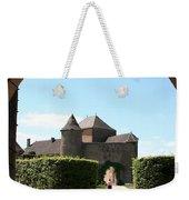 Archway Chateau Of Berze Weekender Tote Bag