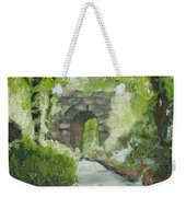 Archway In Central Park Weekender Tote Bag