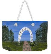 Archway Weekender Tote Bag by Melissa Dawn