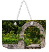 Archway To The Secret Garden Weekender Tote Bag